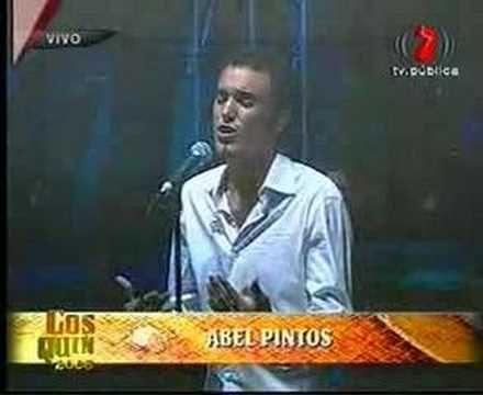 Ojos de Cielo - Abel Pintos - Cosquin 2008