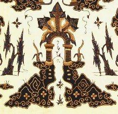 Sejarah Munculnya Batik Keraton