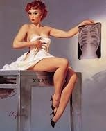 pinup x ray