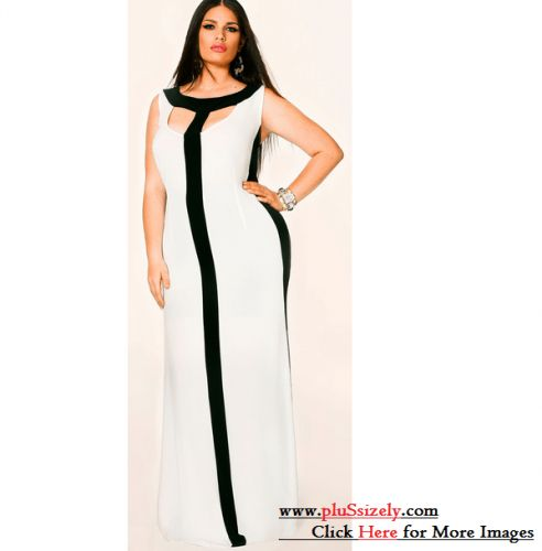 Plus Size All White Jumpsuit | All White Plus Size Dresses, Will Look So Shimmering And Fresh | www ...