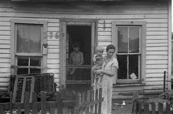The Great Depression, 1938