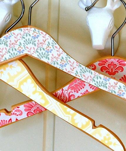 pretty hangers #matildajaneclothing #MJCdreamcloset