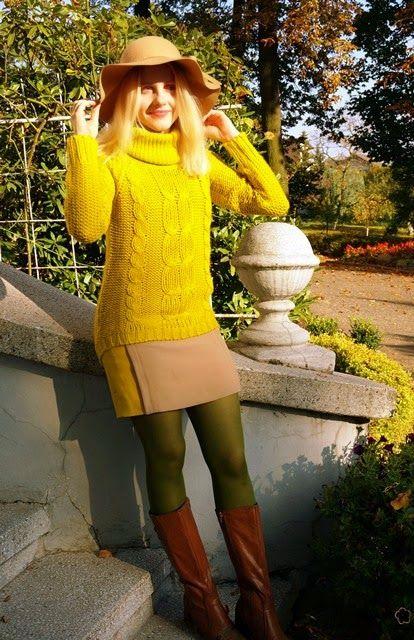 Świat w kolorze blond: Żegnaj lato na rok http://www.swiatwkolorzeblond.com/2014/10/zegnaj-lato-na-rok.html
