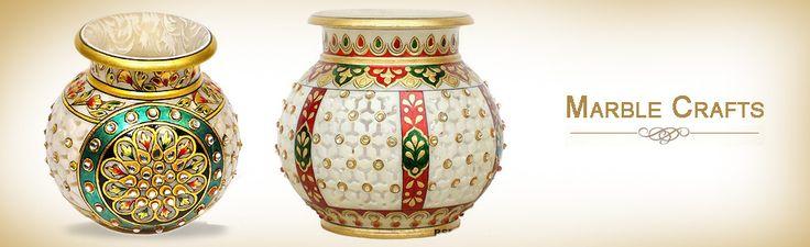 Buy Marble Crafts Online, Marble Handicrafts Online, Marble Crafts Rajasthan Online at Shimply.com