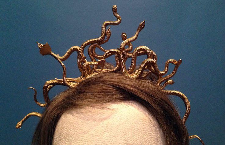 Ideia de fantasia de carnaval: Medusa! Vem ver o que ela significa! - dcoracao.com - blog de decoração e tutorial diy