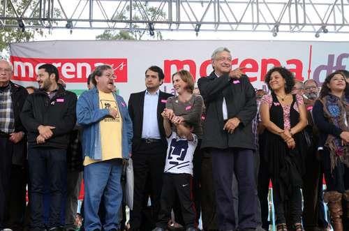 #México #Política - #MORENA ya tiene el número de afiliados necesario para convertirse en partido político. #policy #AMLO