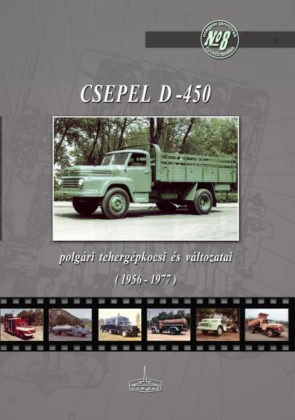 No 8 CSEPEL D-450