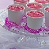 Mrożony jogurt truskawkowy