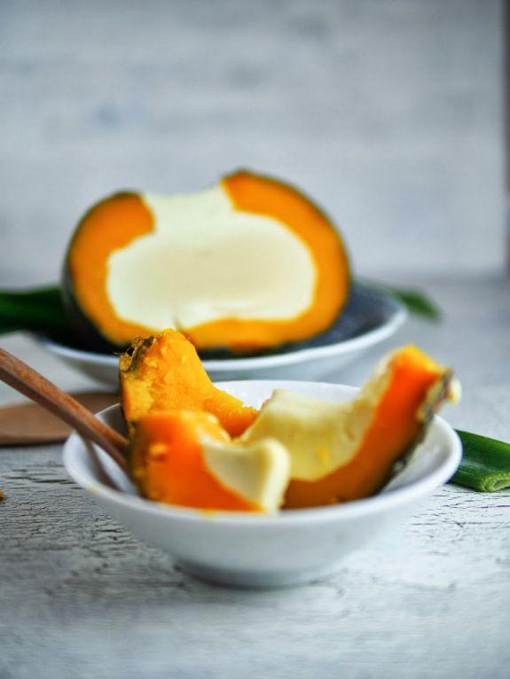 Thai Pumpkin Custard, Sankaya | Foodmanna