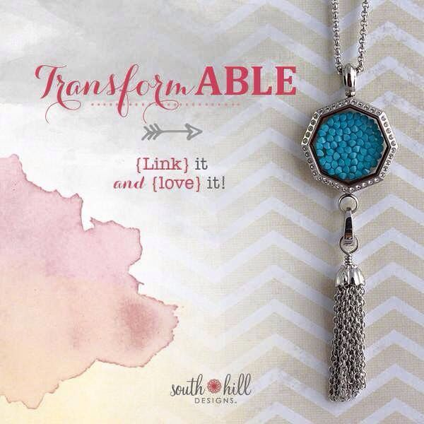 Check out the NEW Linkable locket!! http://www.southhilldesigns.com/ca/tamarastokes/default