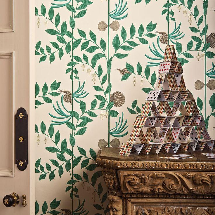Cole & Son Secret Garden Wallpaper   103-903   £78.00