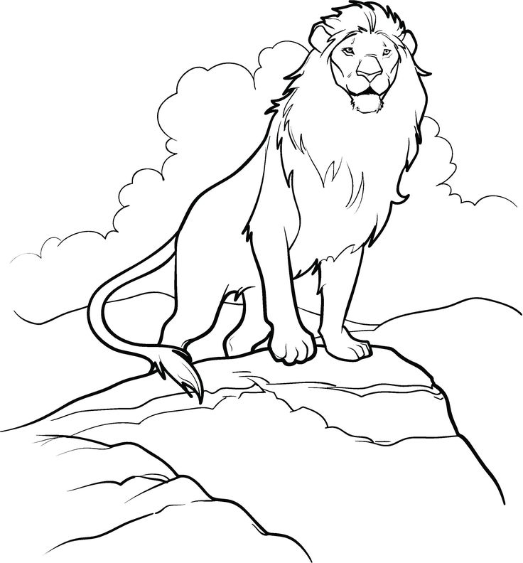 narnia coloring pages free - photo#22