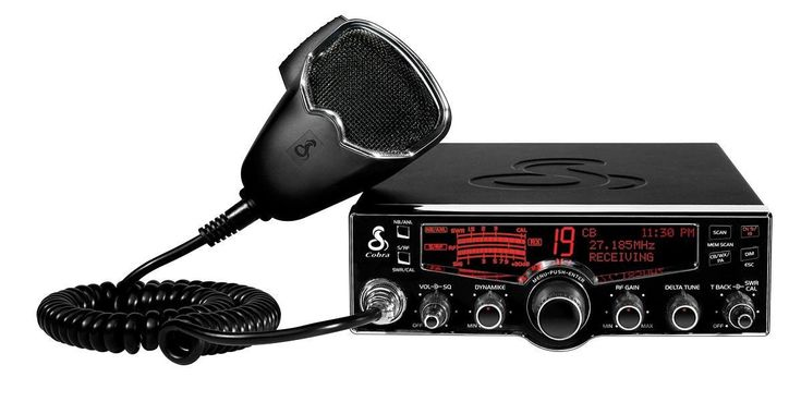 Cobra 29 LX 4-color LCD Professional CB Radio with Weather $219.99  Visit Fleetwood Digital for ~400+ #HamRadio #hamr related items! https://goo.gl/bjeQ6a