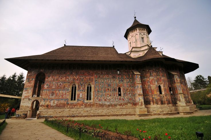 Moldovita Monastery by Daniel Calin on 500px