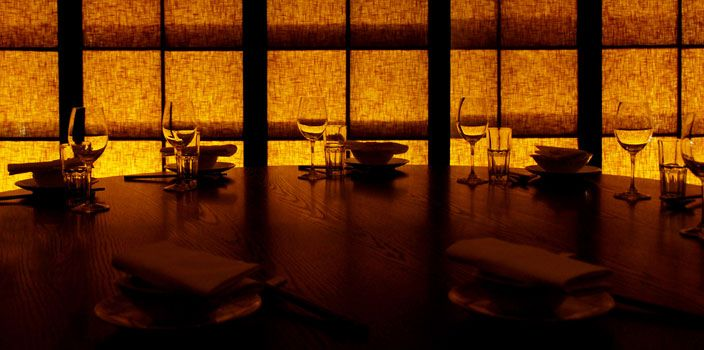 ANCESTRAL. The true secret to Ancestral is the Haipai private dining room. Enjoy the additional seclusion and attention the room offers for a delightful, exclusive evening.