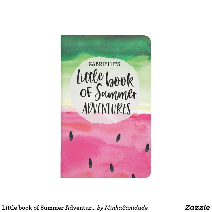 Little book of Summer Adventures