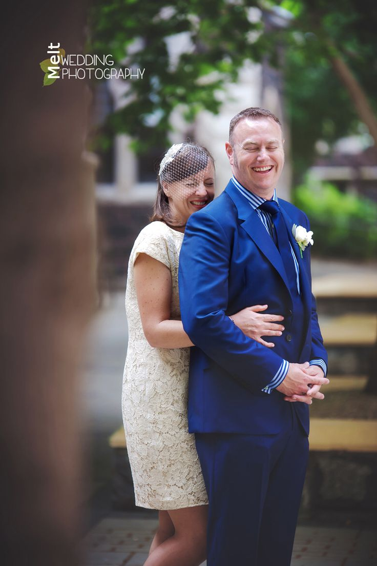 I love this moment where they are laughing & eyes are closed. www.weddings.meltnz.co.nz