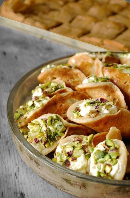 mezze libanais et végétarien