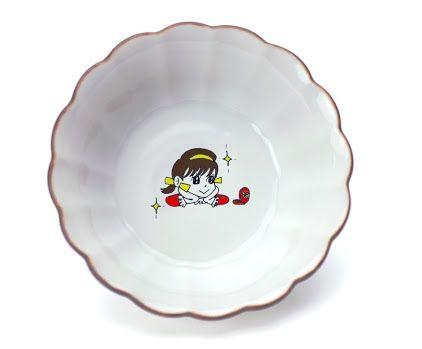 Himitsu No Akko Chan Kutani Pottery (2015)