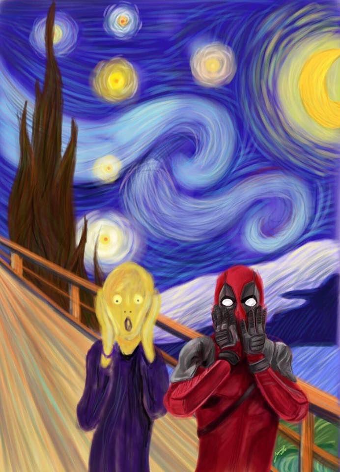 #Deadpool #Fan #Art. (No way!) By:Damnpool. (THE * 5 * STÅR * ÅWARD * OF: * AW YEAH, IT'S MAJOR ÅWESOMENESS!!!™)[THANK Ü 4 PINNING<·><]<©>ÅÅÅ+(OB4E)