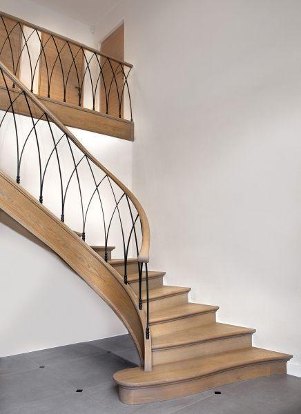 25 beste idee n over smeedijzeren trap alleen op pinterest - Leuning smeedijzeren trap ...