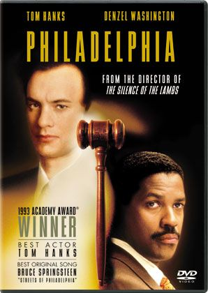 Philadelphia is a 1993 American drama film and one of the first mainstream Hollywood films to acknowledge HIV/AIDS, homosexuality, and homophobia.