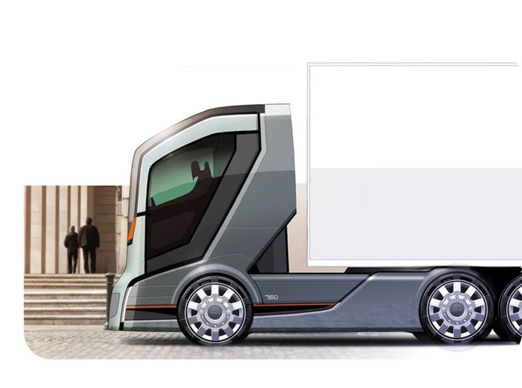 Volvo Concept Truck 2020 - camion