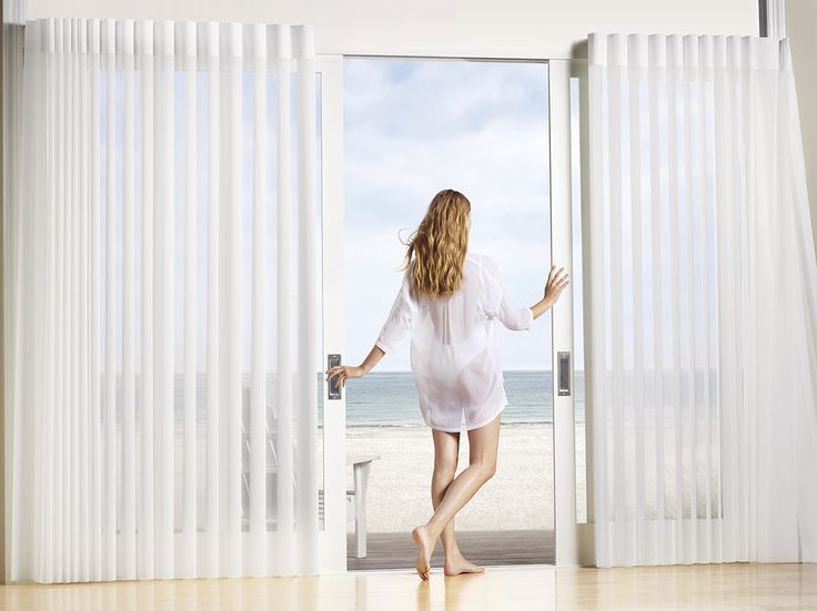 Save $381^ on average on Luxaflex Luminette Privacy Sheers