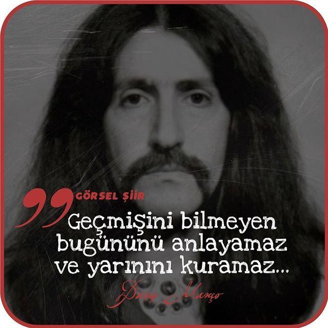 İyi ki doğdun Barış Manço, iyi ki seni tanıdık... #GörselŞiir #ŞiirSokakta…