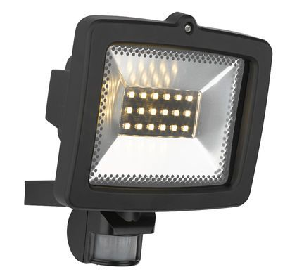 Fes Floodlight met sensor 9 watt - 1