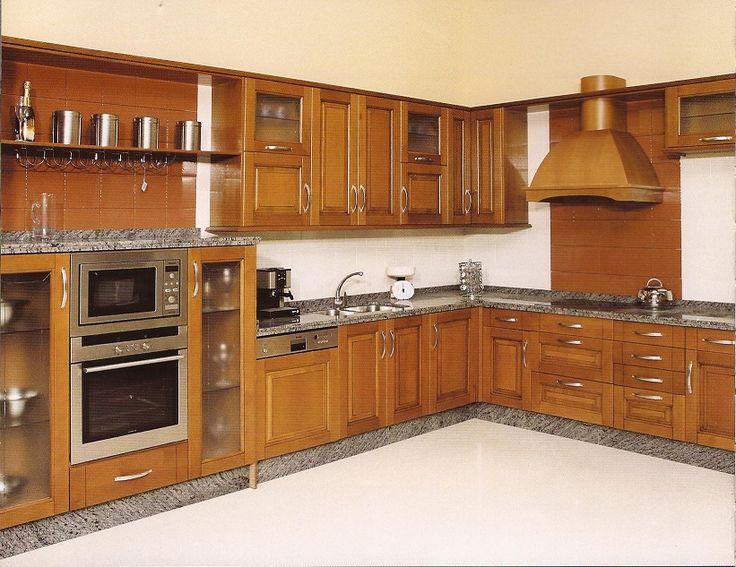 Cocina-de-madera