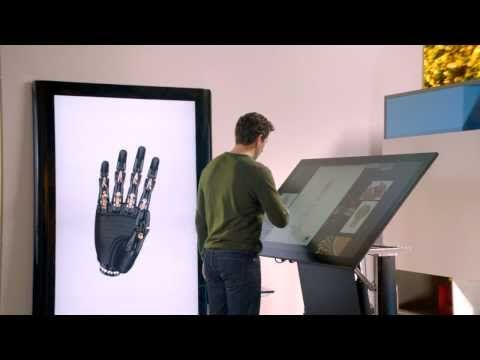 Microsoft's New Envisioning Center: Live, Work, Play