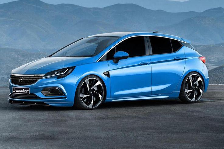 Opel Astra K Sport von Irmscher