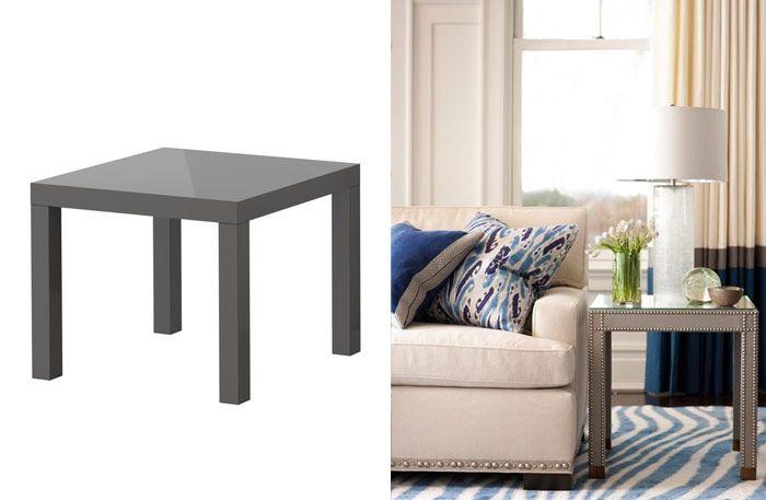 18 kreativa sätt att uppdatera dina ikeamöbler i vardagsrummet