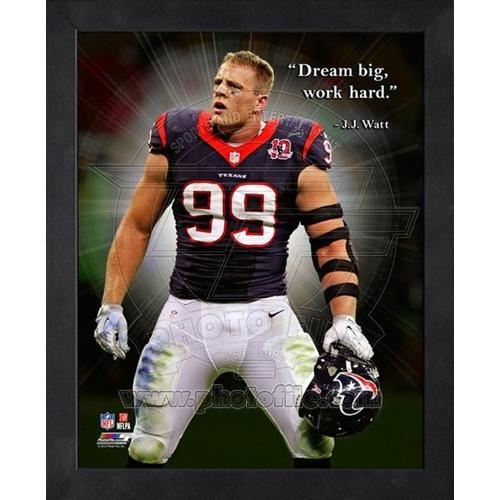 JJ Watt Pro Quote. Click to order! - $19.99