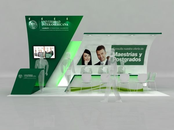 Universidad interamericana - 2013 by Wilmer Ovalle, via Behance