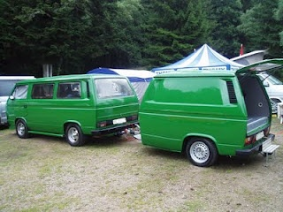 VW T3 1+1/2  Cool.  Can I get one for my Routan van?