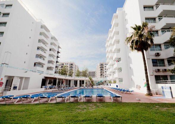 Apartamentos Tívoli