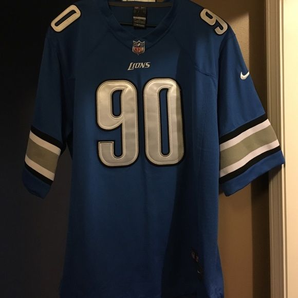 Lions jersey Suh's Lions jersey Nike Other