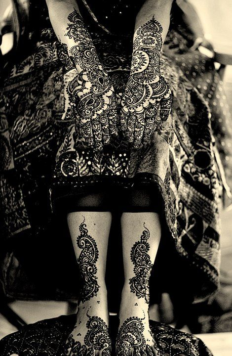 I need to have mehendi like this one day
