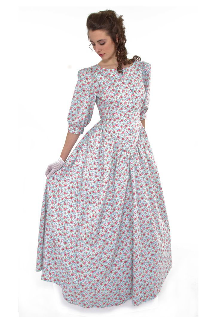 Old West, Prairie, & Saloon Dresses & Gowns from ...