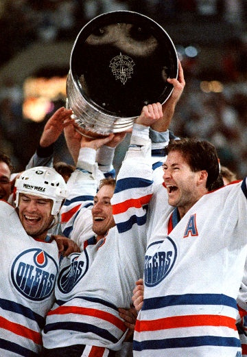 Oilers...and lord stanley