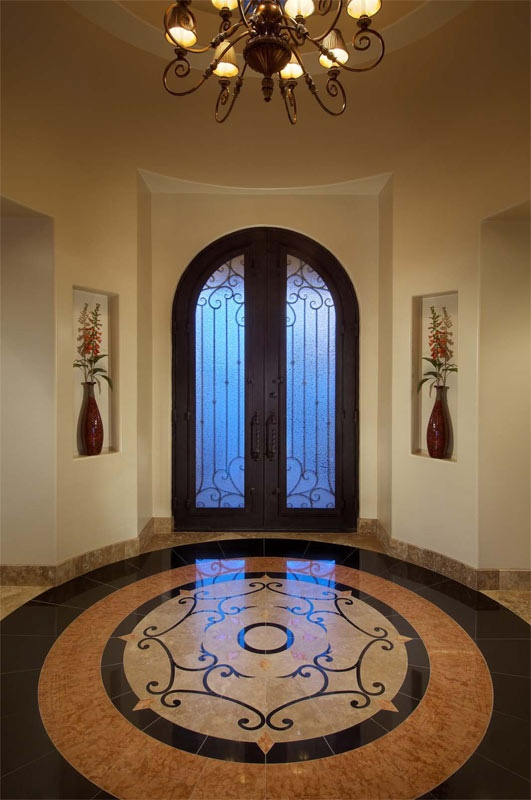 Foyer Window Quilt : Best images about stained glass front doors on pinterest