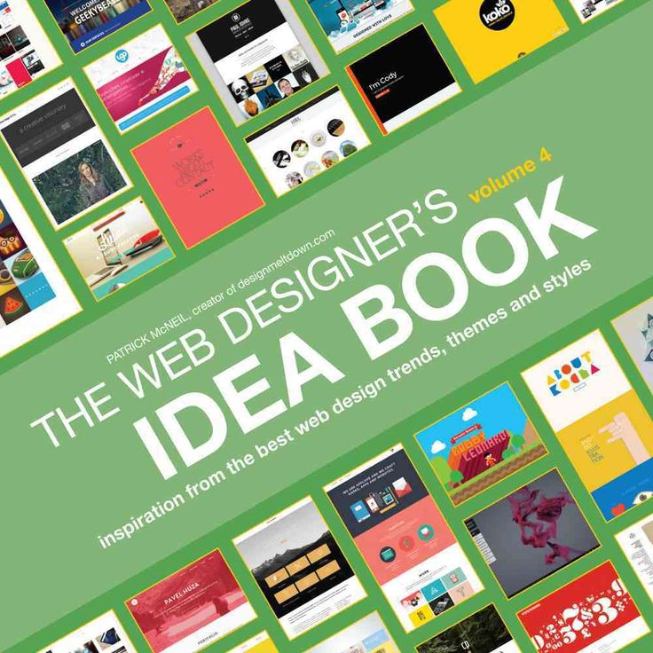 The Web Designeru0027s Idea Book: Inspiration From Todayu0027s Best Web Design  Trends, Themes And