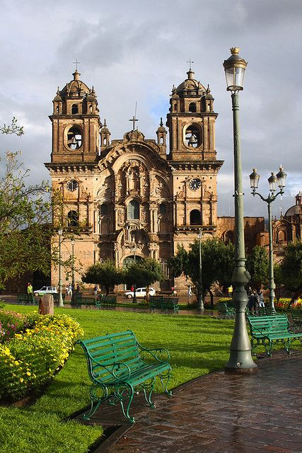 CUSCO, PERU. by thejourney1972 (South America addicted), via Flickr