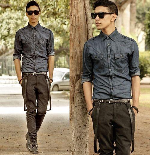지오다노 데님 셔츠 (2011 F/W) :: 미스토리