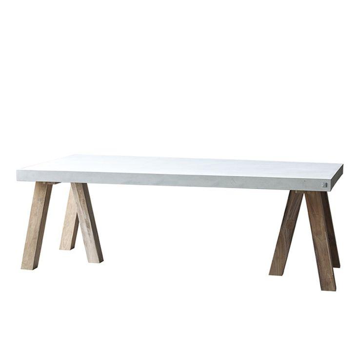 CASANOVA Møbler — MUUBS - Rockefeller bord (fiberbeton)