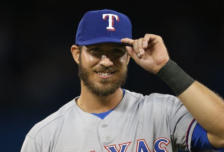 J.P. Arencibia, Texas Rangers