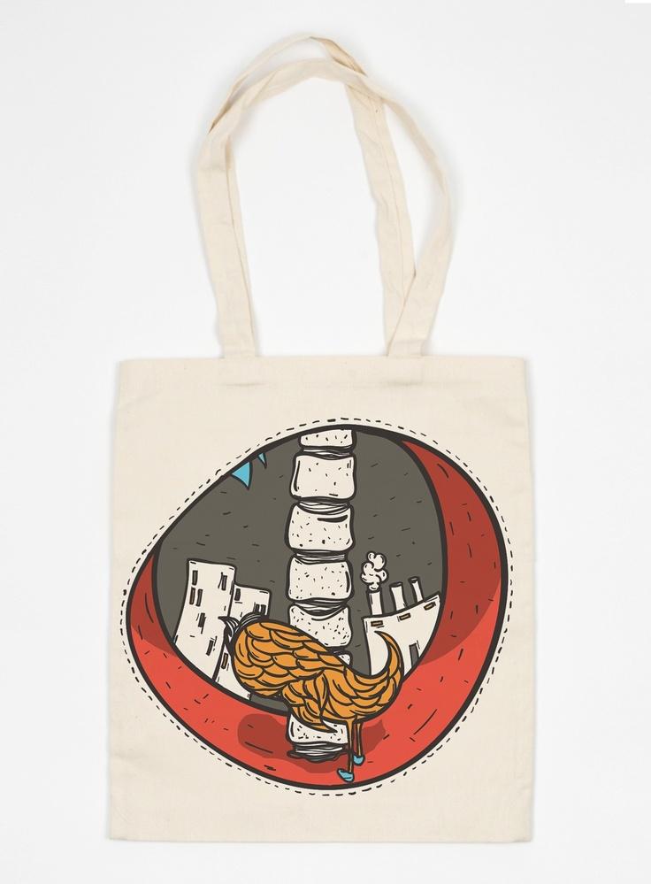 Unnamed Bird Urban Bag