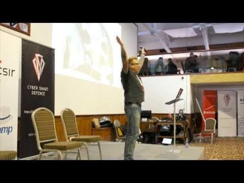 Robert Knapp on data security - YouTube